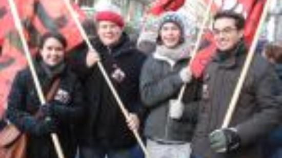 Anti-nazi Demo M _rz 2010